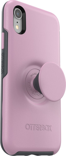 Otterbox Symmetry Pop Apple iPhone Xr Back Cover Roze Main Image