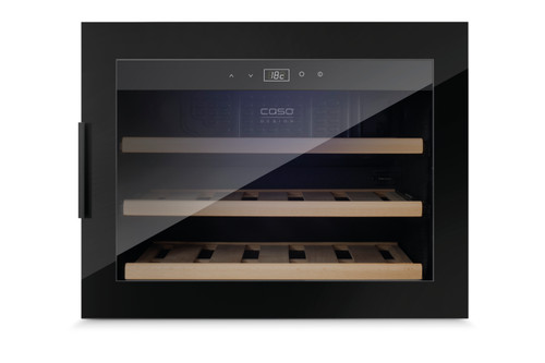 CASO WineSafe 18EB Black Main Image