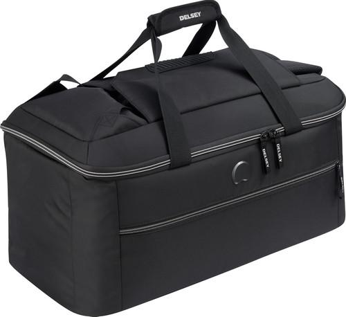 Delsey Tramontane Backpack Travel Bag 55cm Black Main Image