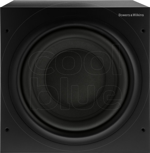 Bowers & Wilkins ASW610XP Zwart Main Image