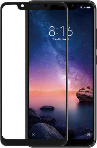 Azuri Gehard Glas Xiaomi Redmi Note 6 Pro Screenprotector Glas Main Image