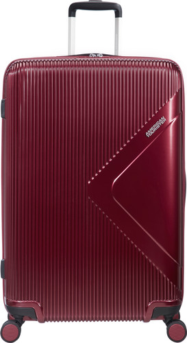 American Tourister Modern Dream Expandable Spinner 78cm Wine Red Main Image