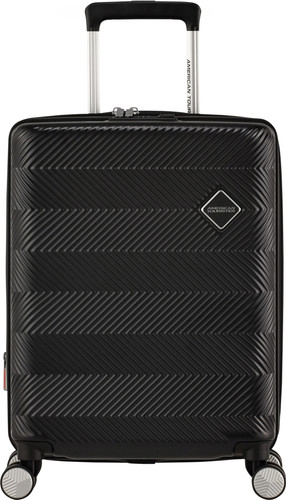 American Tourister Flylife Expandable Spinner 55cm Black Main Image
