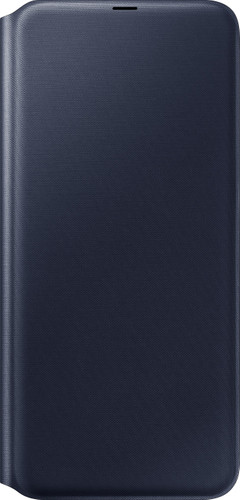 Samsung Galaxy A70 Wallet Cover Book Case Black Main Image