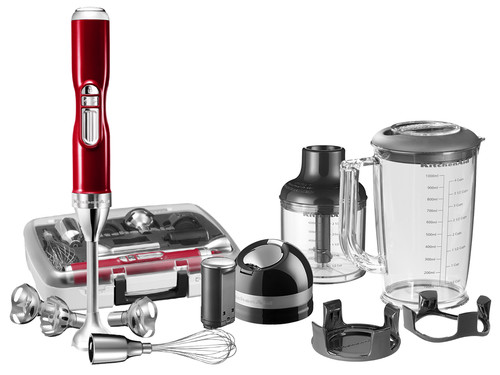 KitchenAid Artisan Cordless Immersion Blender With Accessories Main Image  ...