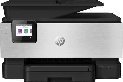HP OfficeJet Pro 9019 Aluminium Main Image