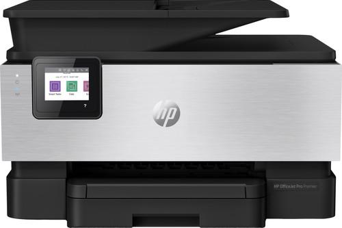 HP OfficeJet Pro 9019 Aluminum Main Image