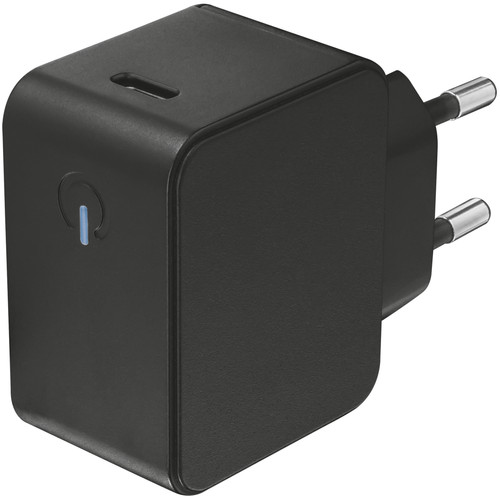 Trust Summa Oplader zonder Kabel 18W Power Delivery 3.0 Zwart Main Image