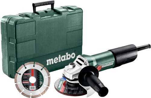 Metabo W 850-125 Set Main Image
