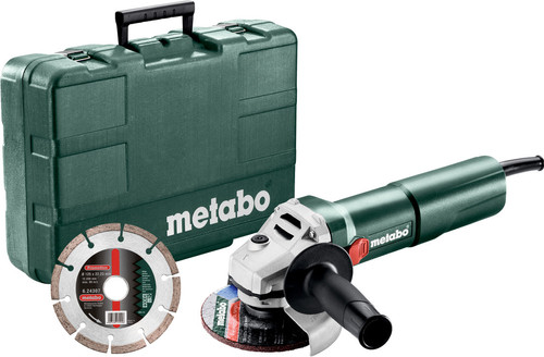 Metabo W 1100-125 Set Main Image