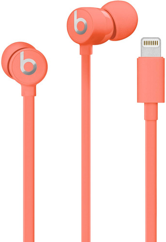 Beats urBeats3 Lightning Connector Koraal Main Image