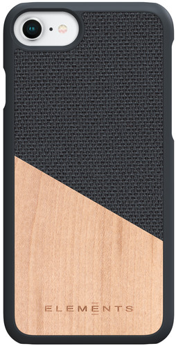 Nordic Elements Hell Apple iPhone 6 / 6s / 7/8 Back Cover Gray / Wood Main Image
