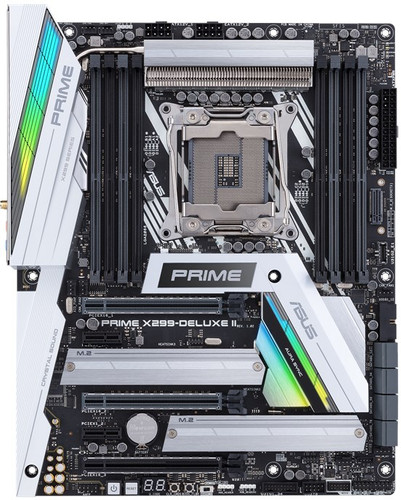 Asus Prime X299-Deluxe II Main Image