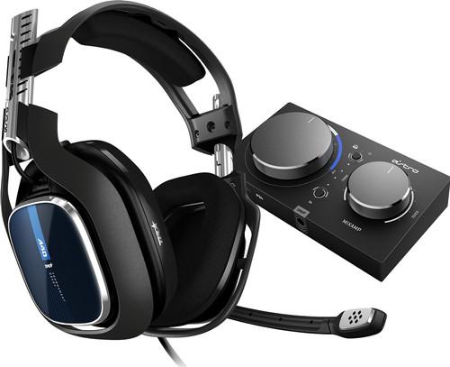 Astro A40 TR Black + MixAmp Pro TR PS4 Main Image