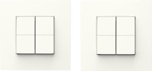 Niko Dimmer switch Hue Intense White Duo-Pack Main Image