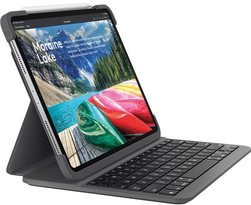 Logitech Slim Folio Apple iPad Pro 11 inches (2018) Keyboard Cover QWERTY Main Image
