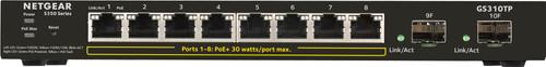 Netgear GS310TP-100EUS Main Image