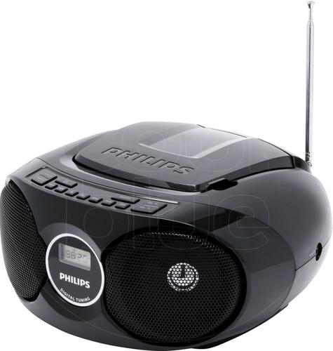 Wonderbaar Philips AZ215 Zwart - Coolblue - Voor 23.59u, morgen in huis OY-85