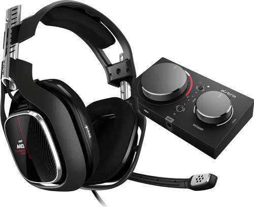 Astro A40 TR Zwart + MixAmp Pro TR Xbox One Main Image