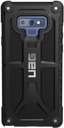 UAG Hard Case Monarch Samsung Galaxy Note 9 Back Cover Black Main Image