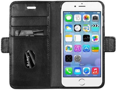 DBramante1928 Lynge Apple iPhone 6 / 6s / 7/8 Book Case Black Main Image