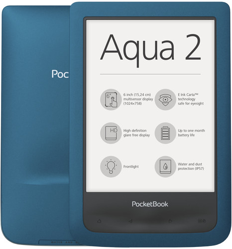 PocketBook Aqua 2 Main Image