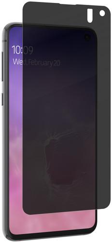 InvisibleShield Ultra Privacy Samsung Galaxy S10e Screenprotector Plastic Main Image