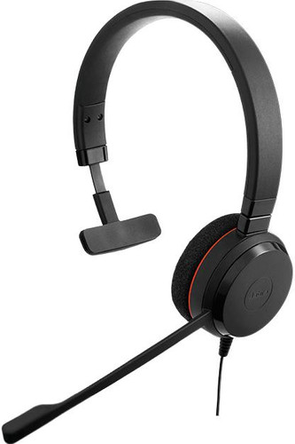 Jabra Evolve 20SE UC Mono Bedrade Office Headset Main Image