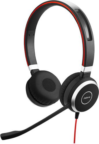 Jabra Evolve 40 UC Stereo Bedrade Usb C Office Headset Main Image