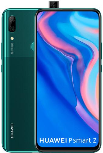 Huawei P Smart Z Groen Main Image