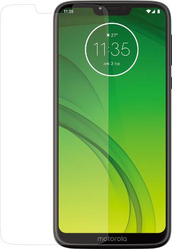 Azuri Tempered Glass Motorola Moto G7 Power Screen Protector Glass Main Image