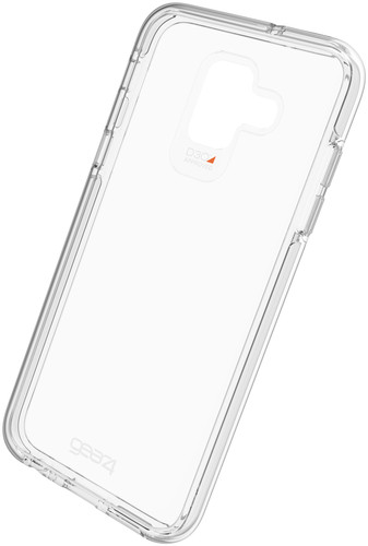 GEAR4 Crystal Palace Samsung Galaxy A6 (2018) Back Cover Transparent Main Image