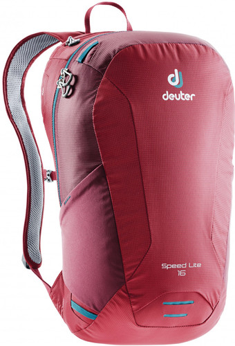 feacbd5c1b9 Deuter Speed Lite 16 Cranberry/Maron - Coolblue - Voor 23.59u ...