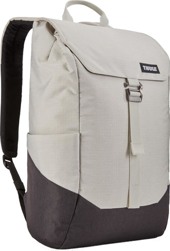 Thule Lithos Backpack 16L Concrete/Black Main Image