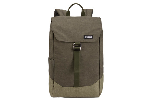 Thule Lithos Backpack 16L Forest Night/Lichen Main Image