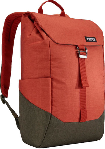 Thule Lithos Backpack 16L Rooibos / Forest Night Main Image