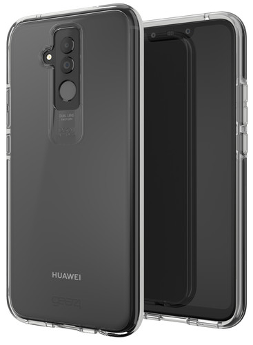 GEAR4 Crystal Palace Huawei Mate 20 Lite Back Cover Transparent
