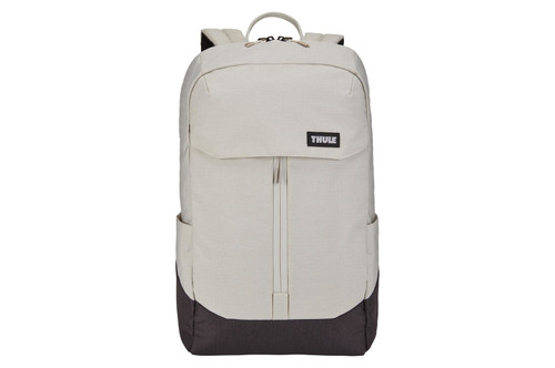 Thule Lithos Backpack 20L Concrete / Black Main Image