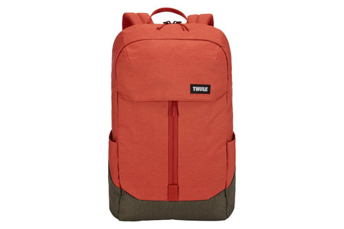 Thule Lithos Backpack 20L Rooibos / Forest Night Main Image