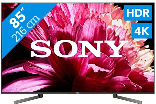 Sony KD-85XG9505 Main Image