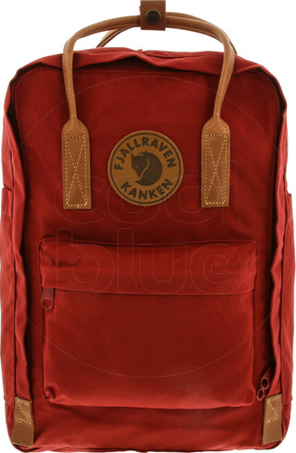 Fjällräven Kånken No. 2 Laptop 15 Deep Red Main Image