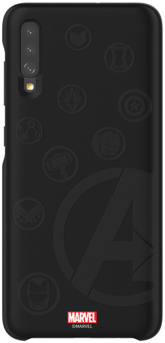 Samsung Marvel Galaxy A70 Smart Cover Avengers Main Image