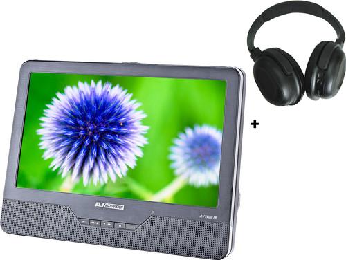 Autovision AV1900IR UNO + Autovision AV-IRS headphones Main Image