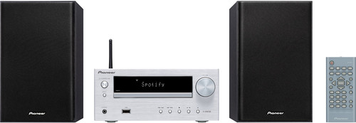 Pioneer X-HM36D Silver Main Image