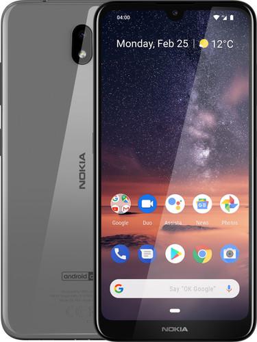 Nokia 3.2 Grijs Main Image