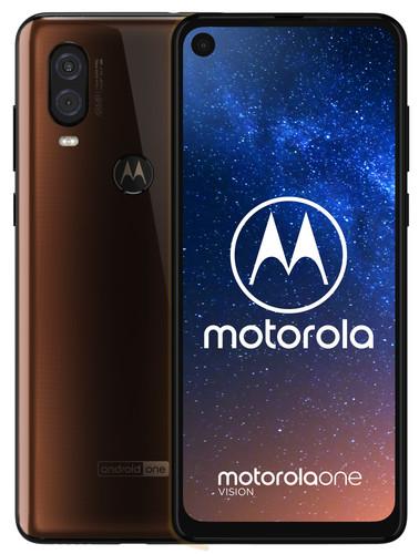 Motorola One Vision Brons Main Image