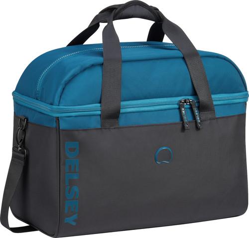 Delsey Egoa Cabin Travel Bag 45cm Blauw Main Image