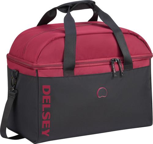Delsey Egoa Cabin Travel Bag 45cm Red Main Image