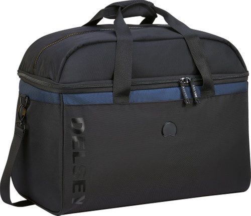 Delsey Egoa Cabin Travel Bag 45cm Black Main Image
