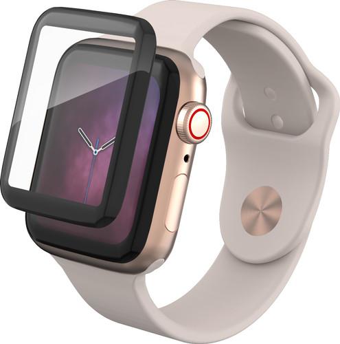 InvisibleShield Curve Elite Apple Watch Series 4 40mm Screenprotector Gehard Glas Main Image